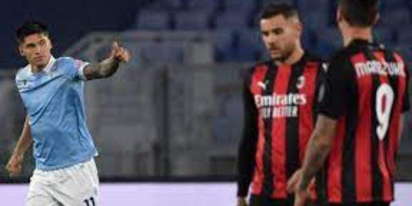 Sport/Calcio: Lazio-Milan(3-0) le pagelle di arbitro ed allenatore per TVGNEWS