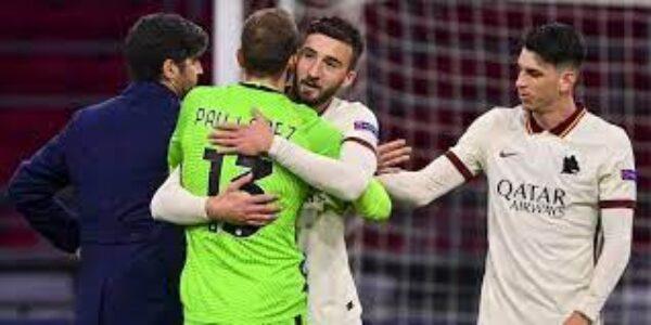 Sport/Calcio: Europa League; i lupi espugnano Amsterdam (Ajax – Roma 1-2)