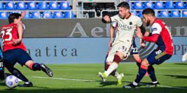 Sport/Calcio: la Roma sprofonda a Cagliari (3-2)