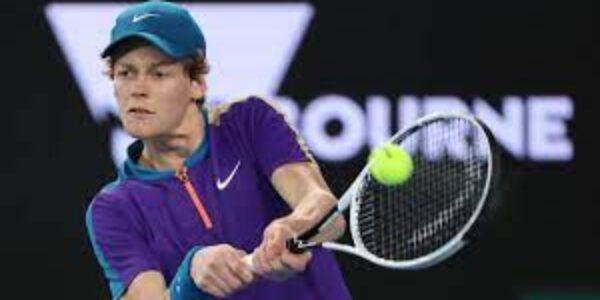 Sport/Tennis: un contrattempo per Jannik Sinner