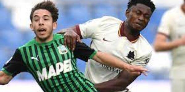 Sport/Calcio: sassuolo-Roma (2-2) le pagelle di TVGNEWS