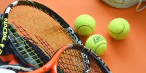 Sport/Tennis: tanti sacrifici e tanto allenamento per un professionista..