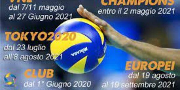 Sport/Volley: si conclude la stagione della pallavolo italiana