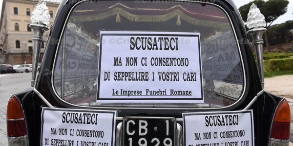 Roma capitale/Crisi di alloggi per il caro estinto