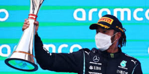Sport/Formula1: lewis re di Spagna