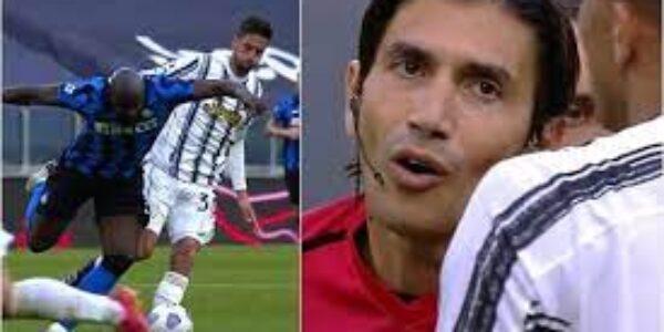 Sport/calcio: Juve – Inter (3-2) La vecchia Signora e l'arbitro abbattono l'Inter