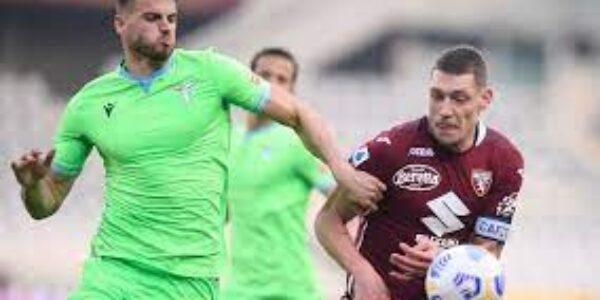 Sport/Calcio: lazio – Torino le tabelle di YVGNEWS per arbitro e allenatore