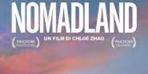 Spettacolo/Cinema: Nomadland …un'insolita America