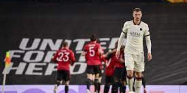 Sport/Calcio: le pagelle della Roma contro il Manchester (3-1)