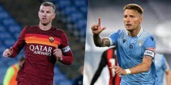 Sport/Calcio: batosta lazio nel derby e addio Champions