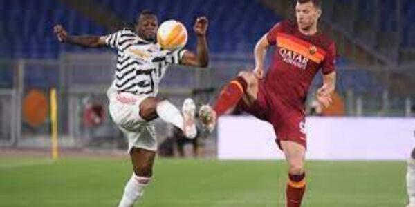 Sport/Calcio: Europa League, la Roma a testa alta esce dalla competizione. (Roma-Manchester 3-2)