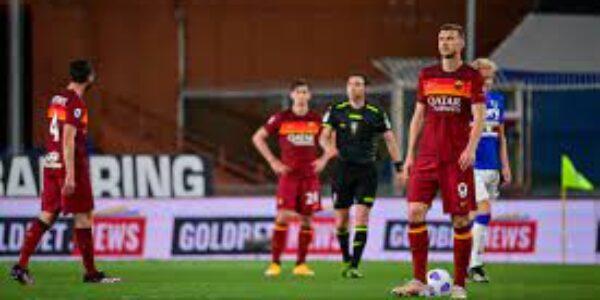 Sport/Calcio: Sampdoria Roma (2-0) le pagelle di TVGNEWS