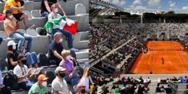 Sport/Tennis: tutti al Foro per gli Internazionali