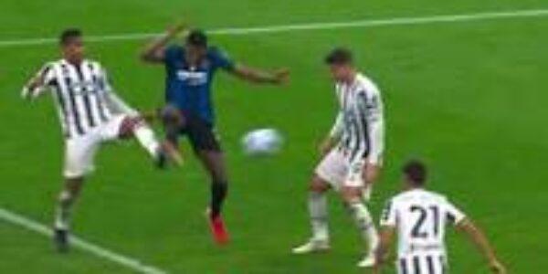 Sport/Calcio: Juve ..che fortuna (Inter – Juventus 1-1)