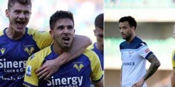 Sport/Calcio: Hellas Verona – Lazio (4-1) le pagelle di TVGNEWS per arbitro ed allenatore