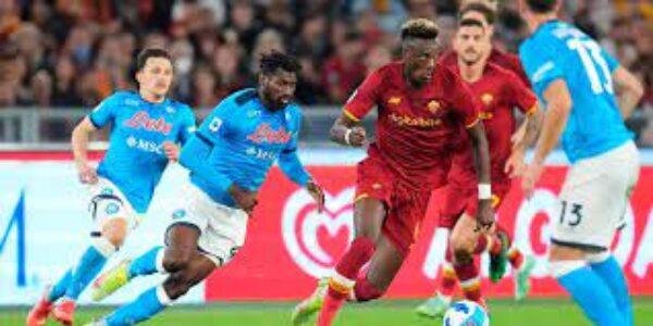 Calcio/ Roma-Napoli: le pagelle di TVGNEWS
